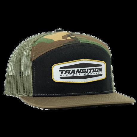 Camo Patch Trucker Hut