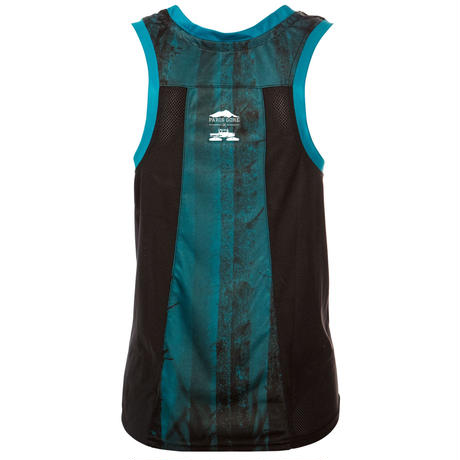 WOMEN'S FOGGY FOREST TANK TOP JERSEY