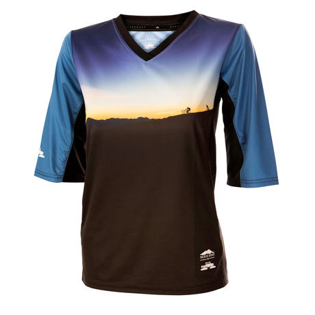 WOMEN'S MOUNTAIN RIDGE 3/4 SLEEVE JERSEY