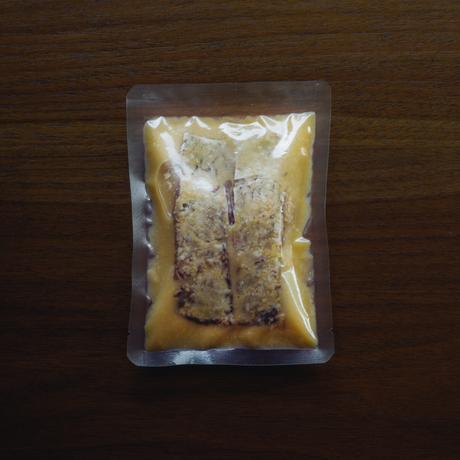 【季節の一汁一菜】鯛の味噌幽庵焼き 2人前