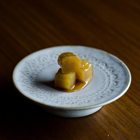 【季節の一汁一菜】新生姜鼈甲煮