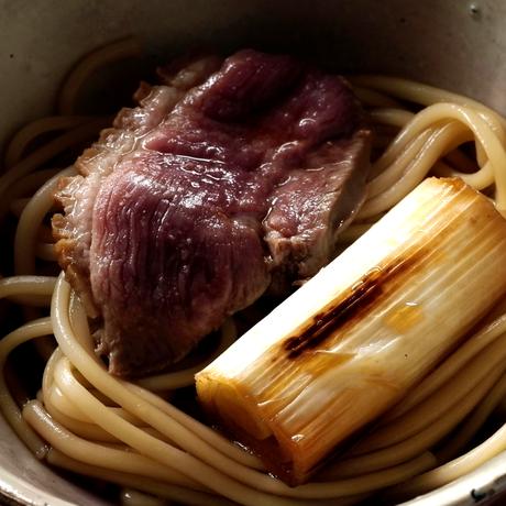 【季節の鍋】京鴨と秋野菜のすき鍋 2人前