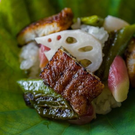 【季節の一汁一菜】鰻の飯蒸し 2人前