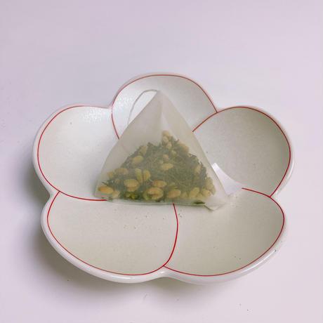 抹茶入玄米茶 ティバッグ 14包