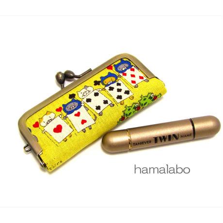 【HA-1738】8.5cm口金/(アンティークゴールド) 5本セット