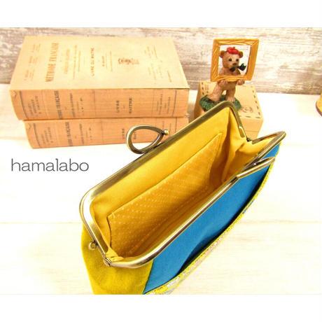 8月1日販売開始!特価品!【HA-1828】16.5cm口金/(新リボン×ローズゴールド-ピンクゴールド)