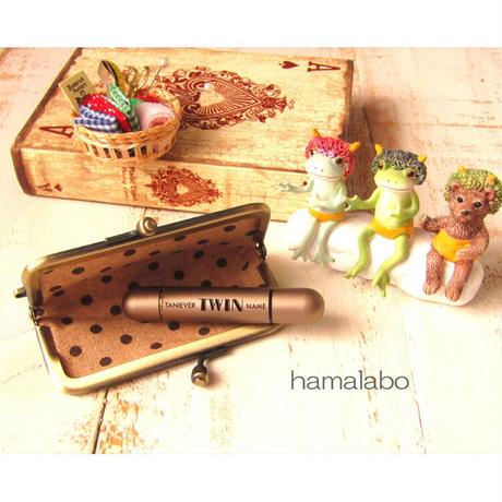 11月18日販売開始!【HA-1736】8.5cm口金/(シルバー) 5本セット