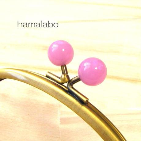 10月9日販売開始!【HA-2015】12.5cmくし型(足長)/(オーロラパープル×アンティークゴールド)