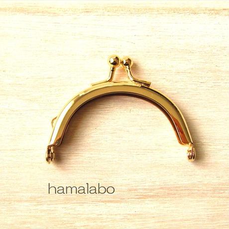 【HA-1858】無料プレゼント!6cm口金/(ゴールド)