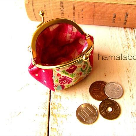 【HA-1716】6cm口金/(ゴールド) 5本セット