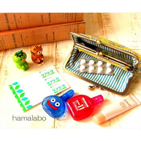 2月1日販売開始!【KT-2082】ポケット親子がま口の型紙&レシピ【12cm用】