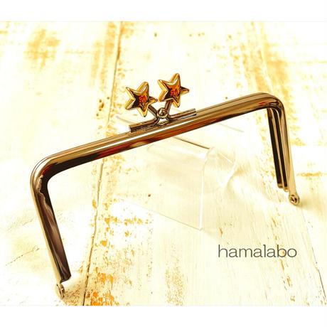 7月19日販売開始!【HA-1904】12cm/角型(シルバー×ゴールドスター)