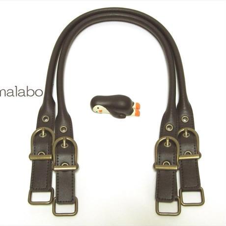 【HA-577】<ホック式>ショルダー持ち手55~68cm調節可能(黒)-YAK-6552A