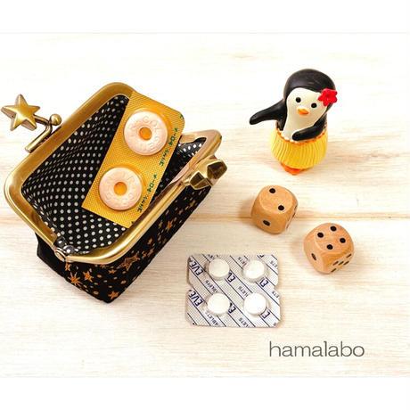 9月19日販売開始!【HA-1900】7.5cm/角型口金(オーロラピンク×アンティークゴールド)