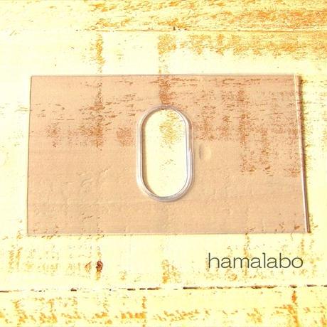 【HA-598】パスケース(定期入れ)用フィルム10枚入り