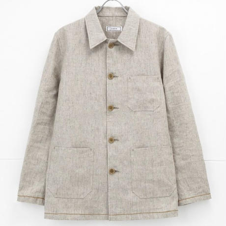 GUARICHE LINEN ATELIER JACKET