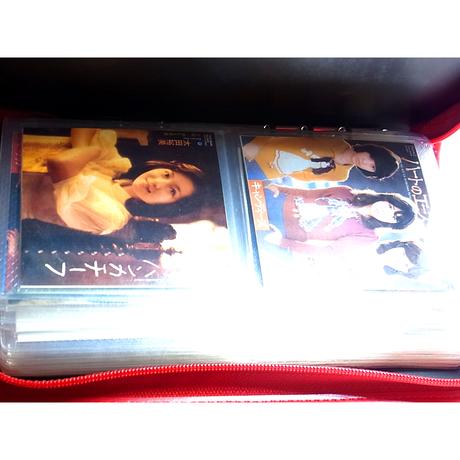 タイムスリップグリコ 青春のメロディCDコレクションケースと18種セット