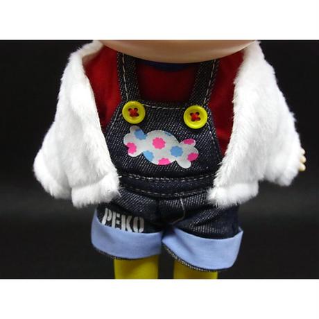 ハローキティ×ペコちゃん人形