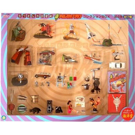 タイムスリップグリコ 第4弾 コレクションボックス(全17種)