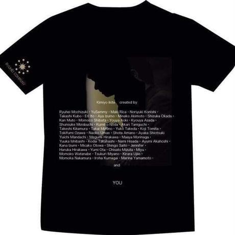 音楽劇「君よ 生きて」2017年版 オリジナルTシャツ