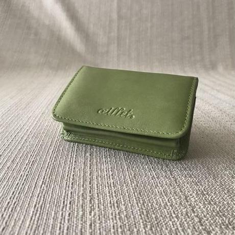 oeillet(ウイエ)/bec(ベック) カードコインケース 10002