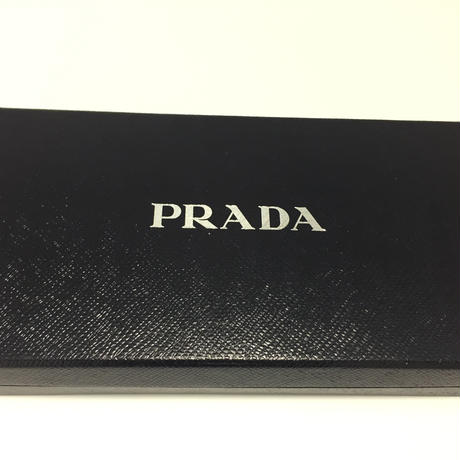PRADA VITELLO MOVE 黒  品番:1M0506 財布