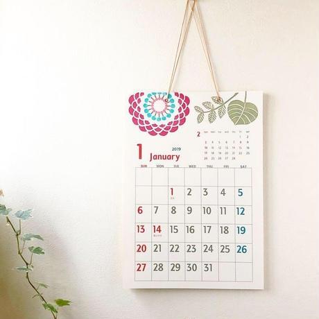 2020年buanobiオリジナルカレンダーご予約