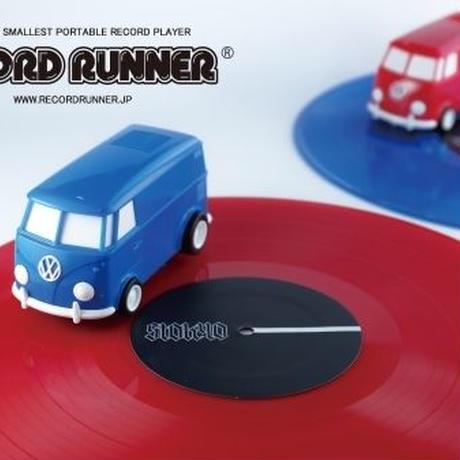 STOKYO / RECORD RUNNER [Royal Blue] Portable Record Player レコードプレーヤー