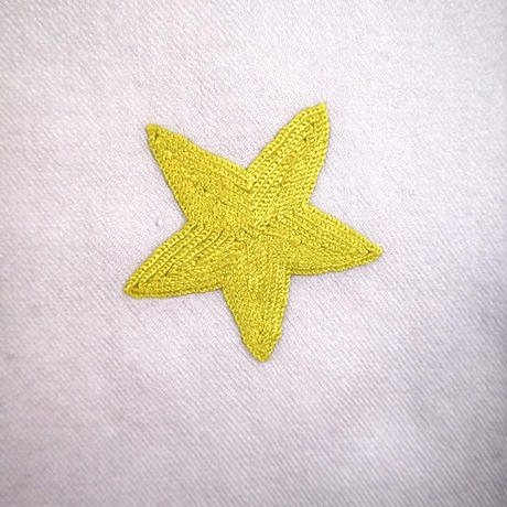 Kashmir Loom (Allover Stars / Pale Gray Multi)