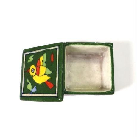 小物入れボックス(Green&Bird)BP19-59