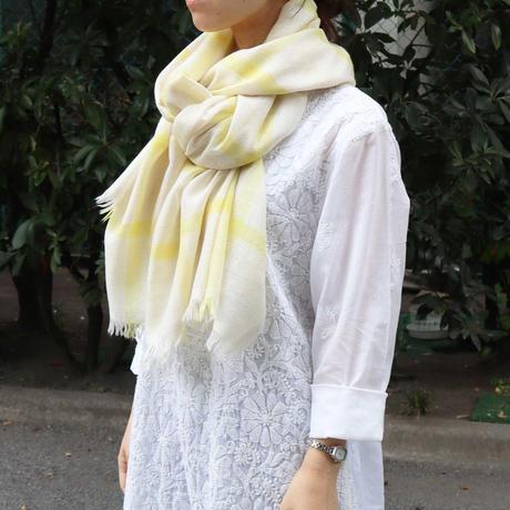 Kashimir Loom (Noah) 色:Sunshine (Ivory x Yellow)