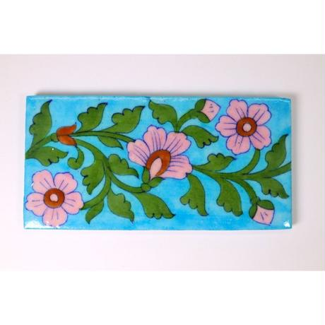 タイル(Pink-Flower)BP19-63