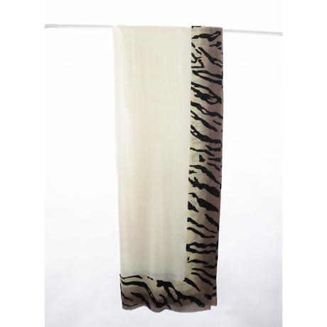 Plume Nova  (Serengeti / Ivory × Brown Black)  ウール50%/シルク50% SS-18/63A