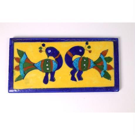 タイル(Peacock)BP19-63