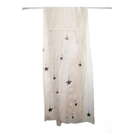 Plume Nova  (Twinkling Stars)  ウール50%/シルク50% SS-18/60AD