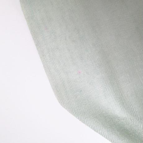 【アウトレット品】Plume Nova  (Lotus Palla / Light Green)  ウール50%/シルク50% SS-18/69B