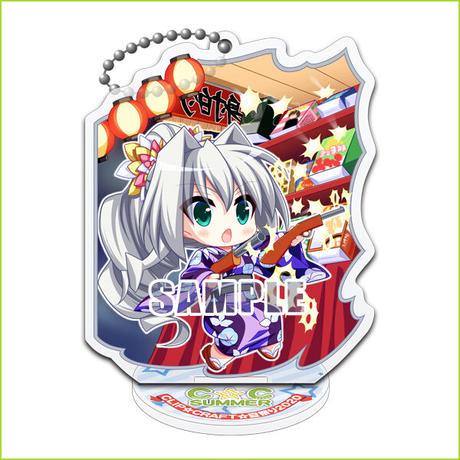 CLIP☆CRAFT2020夏祭り入場特典アクリルキーホルダー(2個セット)