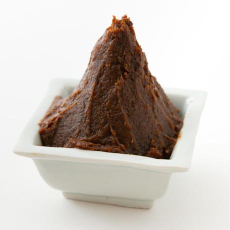 島根県産 MISOJYUの有機生みそ 黒大豆みそ 300g