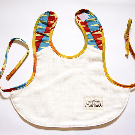 baby bib (スタイ)《NATIVE SHOWA》