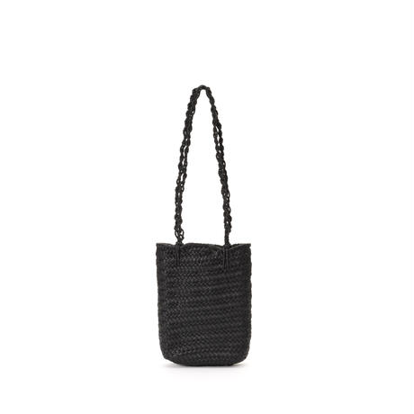 KG16 / LEATHER THIN BASKET S