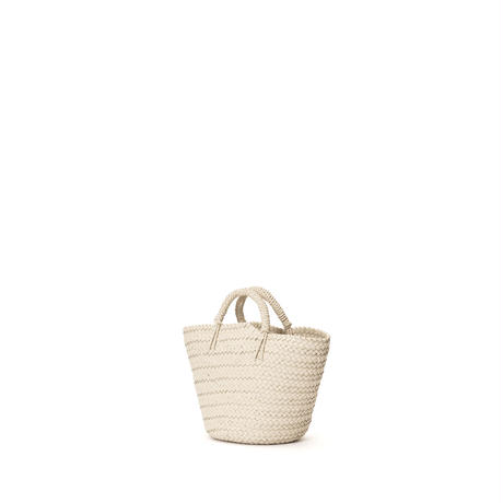 KG01 / LEATHER BASKET : S