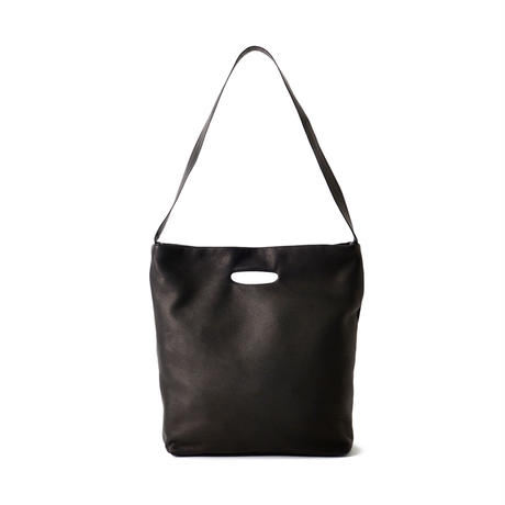 DA04 / DEER LEATHER SHOULDER TOTE M