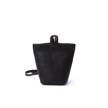 DA08 / DEER LEATHER RUCKSACK : S