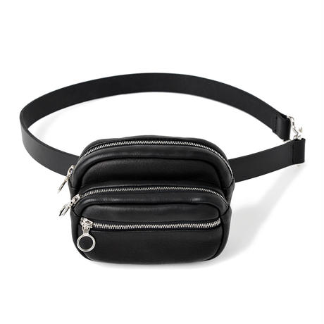 DB26 / DEER BELT POUCH SS + JOINT BUCKLE BELT S