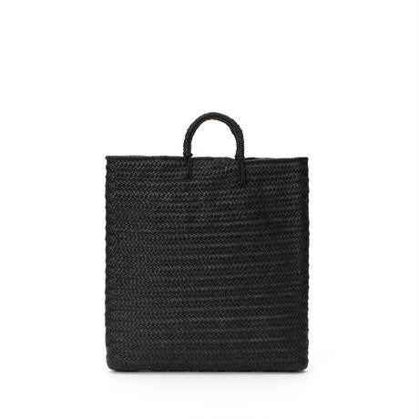 KG18 / LEATHER BRIEF BASKET M