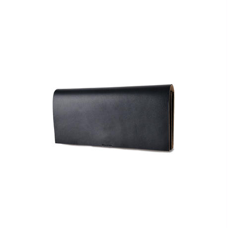 LE14 / COW KIP LEATHER WALLET 3LAYER