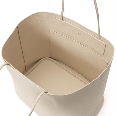 PG11 / PG LEATHER TOTE : M