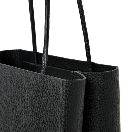 PG04 / PG LEATHER TOTE : M