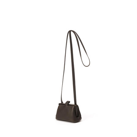 DA44 / DEER LEATHER SHOULDER : MINI