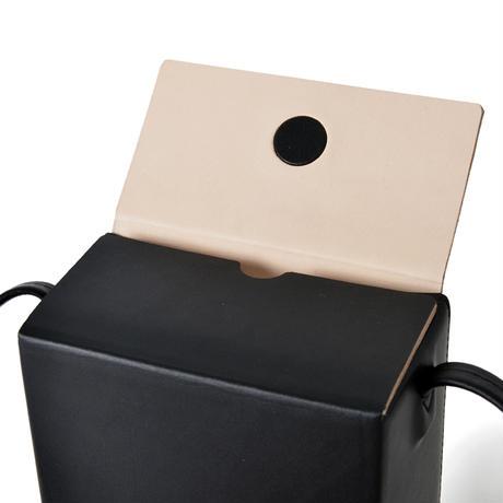 LE39 / COW KIP LEATHER  BOX SHOULDER S